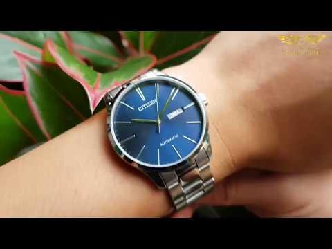 [TimePlus] Những hình ảnh chân thực nhất về mẫu Citizen NH8350-83L