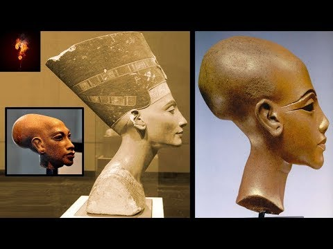 Were The Pharaohs Ancient Aliens?