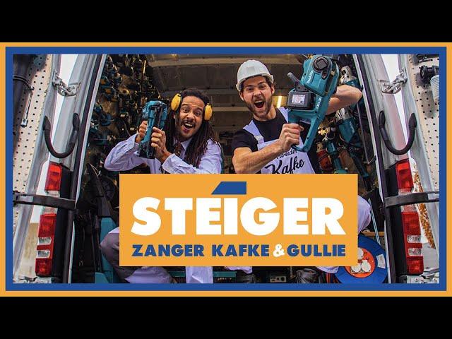 Zanger Kafke x Gullie - Steiger