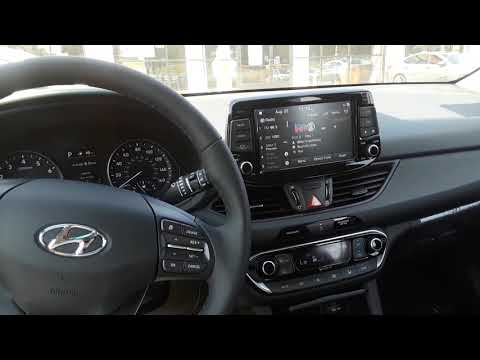 2018 Hyundai Elantra GT with Tech package