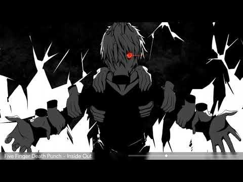 Five Finger Death Punch [Nightcore] - Inside Out