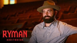 Drew Holcomb & The Neighbors | Backstage at the Ryman Presented by Nissan | Ryman Auditorium