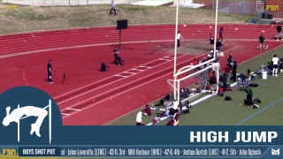 2019 Frisco ISD Track & Field -  Day 2 Field Events