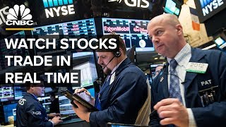 Watch stocks trade in real time – 05/24/2019