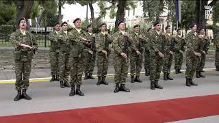 Mattarella incontra il Presidente della Repubblica Ellenica