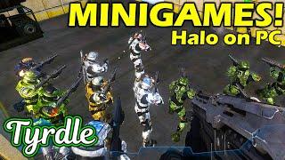 Halo Online - Zombie Demo Derby - PART 2