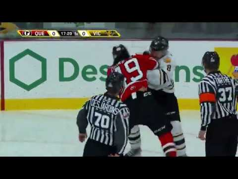 Alex DeGagne vs. Edouard Cournoyer