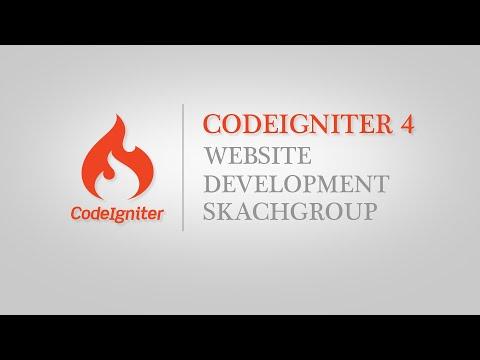 CodeIgniter 4 формирование алиас на лету