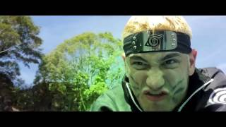 Супер Прикол Наруто в реальной жизни Naruto in real life