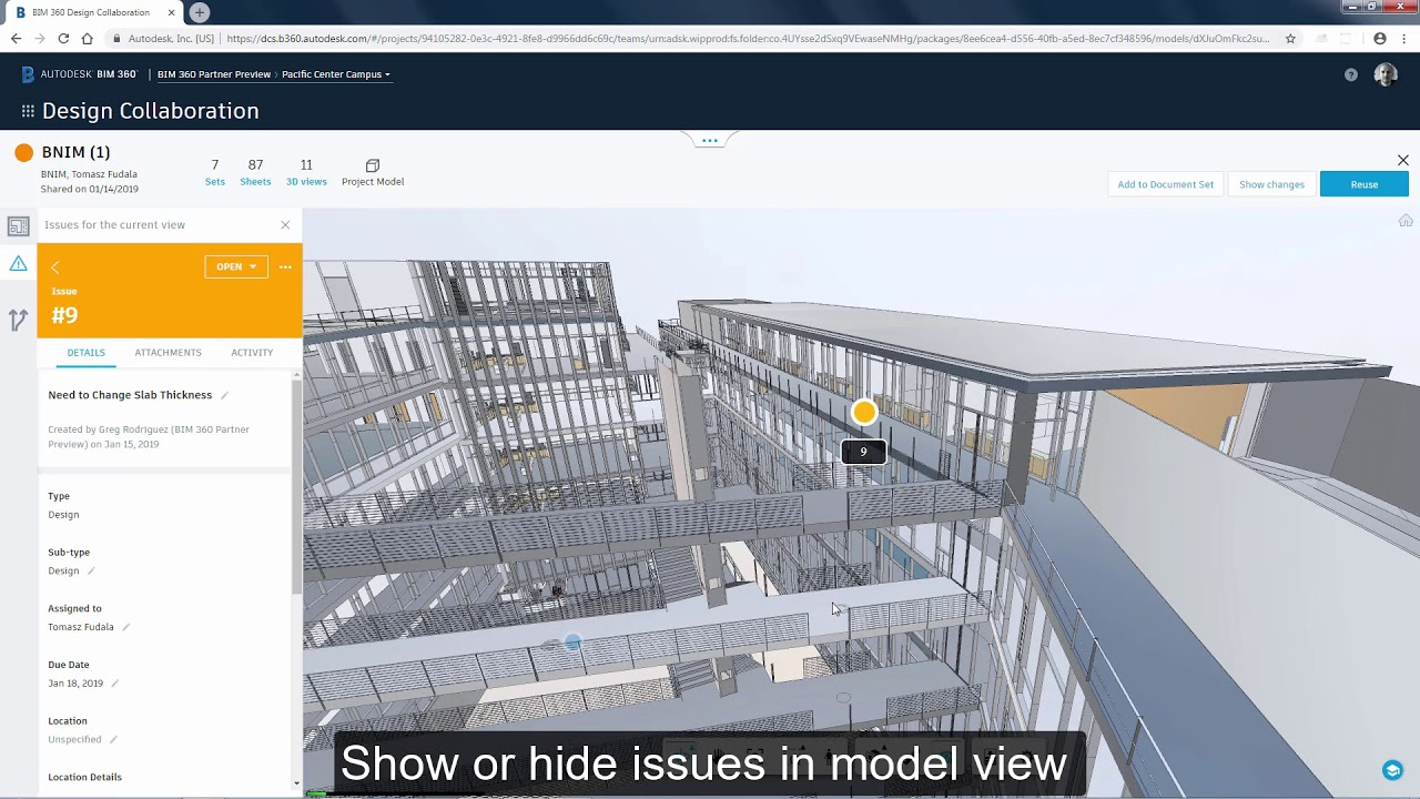 Revit 2019.2: Issues Updates