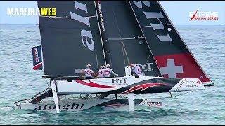 Extreme Sailing Series Madeira 2017