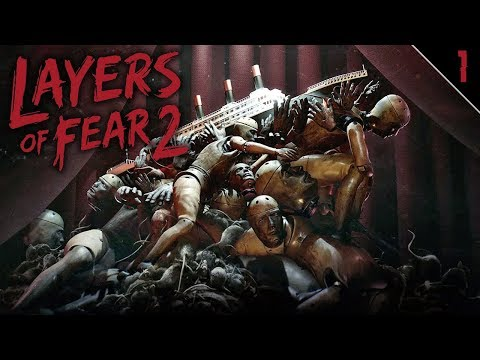 Gameplay de Layers of Fear 2