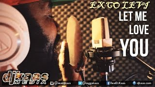 Exco Levi - Let Me Love You (Studio Sesseion0