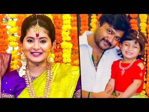 Reshmi Menon's Baby Shower Function | Bobby Simha Cute Family | Hot Tamil Cinema News