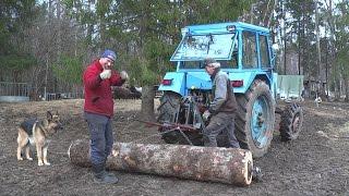 DIY Wooden Land Roller