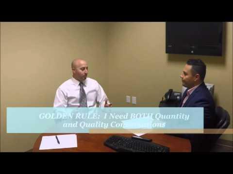 Real Estate Agent Interview; Earl White Las Vegas NV