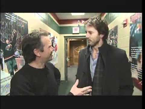 Dan Moriarty Interviews Mike Modano on Inside the NHL