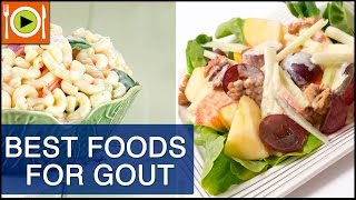 How to Treat Gout | Foods & Healthy Recipes
