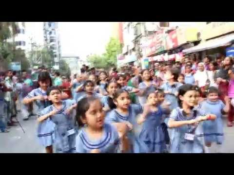 ICC World Twenty20 Bangladesh 2014, Flash Mob - Cricket Lover Children !!!