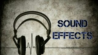 Sound Effects YOUTUBE