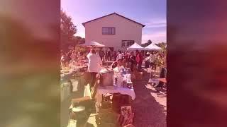 L'Association Bumba a été invitée au vide-grenier de Gy