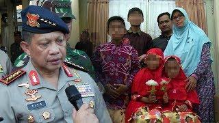 Bukan Soal Agama, 3 Keluarga Nekat Ledakkan Bom Bunuh Diri di Surabaya Demi Balas Dendam