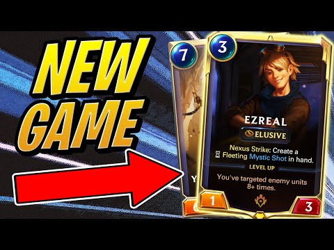 LEGENDS OF RUNETERRA - Riot's New Game |  League of Legends | Riot Games