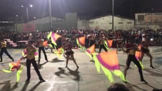 Color Guard Solares - Festival Acas 2014