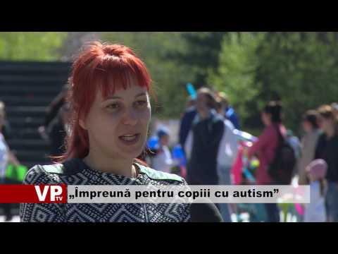 """""""Împreună pentru copiii cu autism"""""""