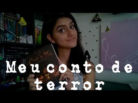 Livro Círculo do medo   Ingrid Callado