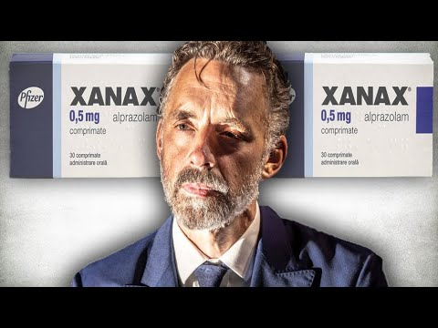 Jordan Peterson's Benzo Addiction PROVES His Self-Help Advice Does NOT Work