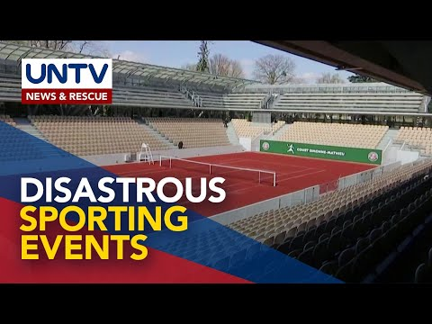 [UNTV]  Gathering thousands of people in sporting events could be 'disastrous', WHO says