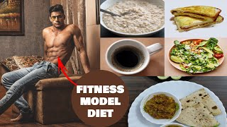 Fitness Model Diet Plan - Protein I Currently Use || FitManjeet