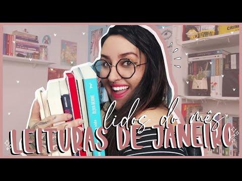 AS 11 LEITURAS DE JANEIRO (2021) | por Carol Sant