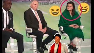 Maryam Aurangzeb Cricket Commentary Funny Video    Zeeshan TV   