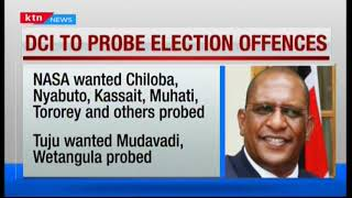 Kenya's director of Public Prosecution Tobiko wants irregularities and illegalities probed