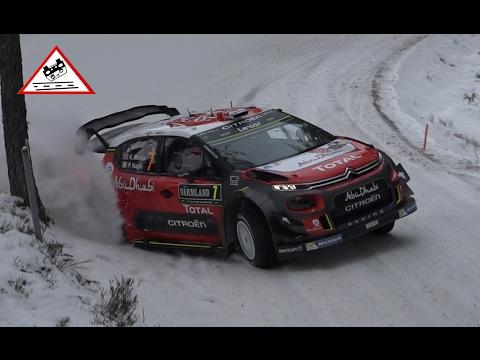 Latvala Toyotalla neljänteen Ruotsin rallin voittoon