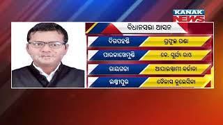 Former BJD MLA Nabin Nanda Gets Congress MLA Ticket For Dhenkanal Assembly