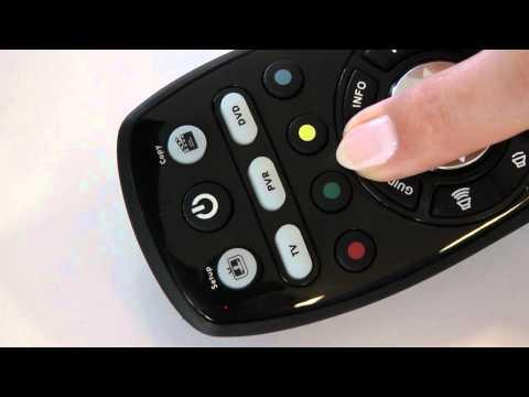 Copie funciones del mando a distancia original.