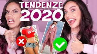 TENDENZE MODA 2020: promosse o bocciate?