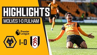 Wolves 1-0 Fulham Pekan 4