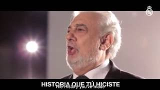 Real Madrid Song 2016 New - 'Hala Madrid y Nada Más'
