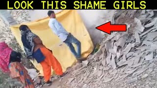 Look What Girls Doing in Public | Whatsapp Most Viral Indian Video 2021