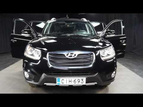 Hyundai SANTA FE 2,2 CRDI-R 4wd Style *ORANSSIT PÄIVÄT*, Maastoauto, Manuaali, Diesel, Neliveto, CIH-693