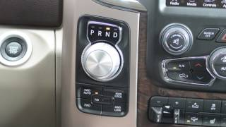 How to Shift into four-wheel drive on your Ram 1500