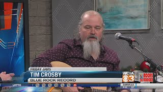 Appearing on WCIA's 'Friday Jams' show