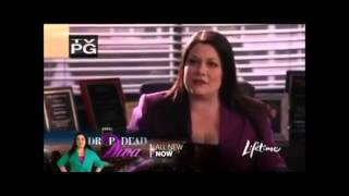 "Drop Dead Diva - ""Good Grief"" Extrait"