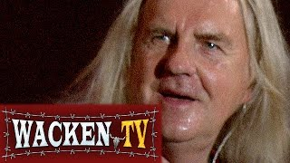 Saxon - 3 Songs - Live at Wacken Open Air 2014