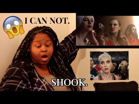 Look What You Made Me Do by Taylor Swift (DRUNK MUSIC VIDEO REACTION)