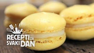 Macarons - video recept